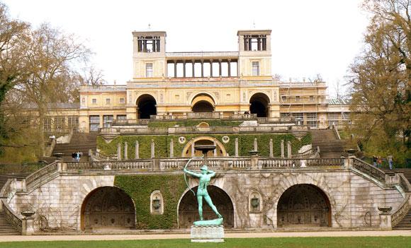 Orangerie-Schloss
